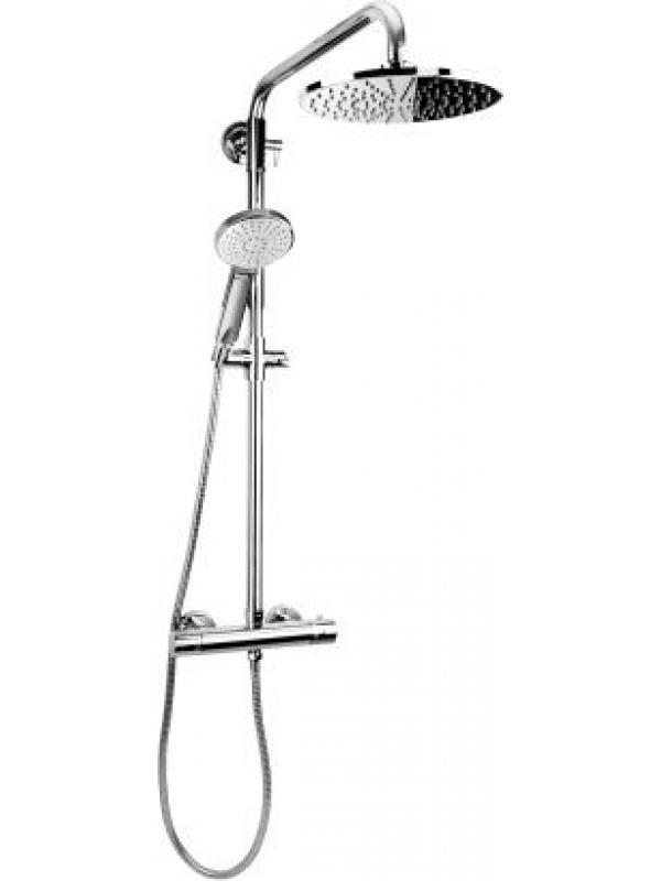 Luna дождевальная установка душ с термостатическим смесителем