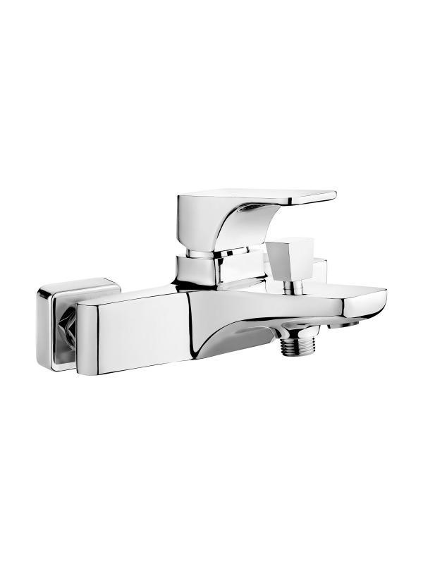 Настенный смеситель для ванны без душевого комплекта Hiacynt