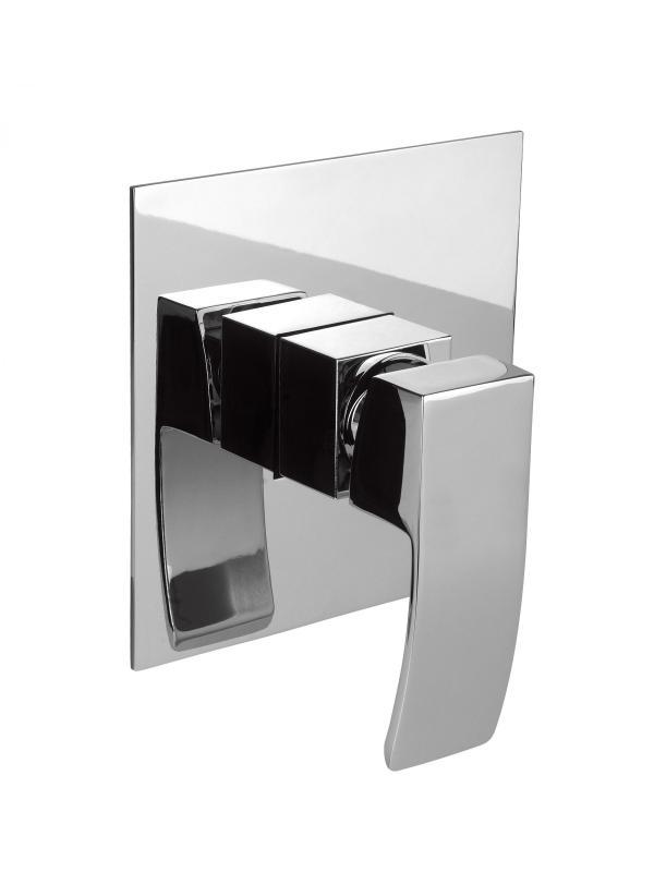 Скрытый душевой смеситель без переключателя на душ Vigo