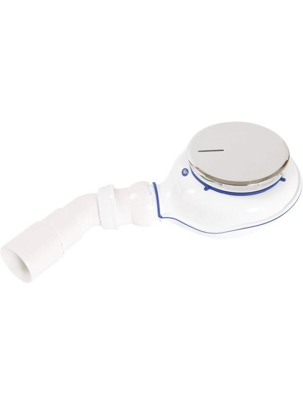 Сифон для душевых поддонов с сливным отверстием 90 мм EasyClean