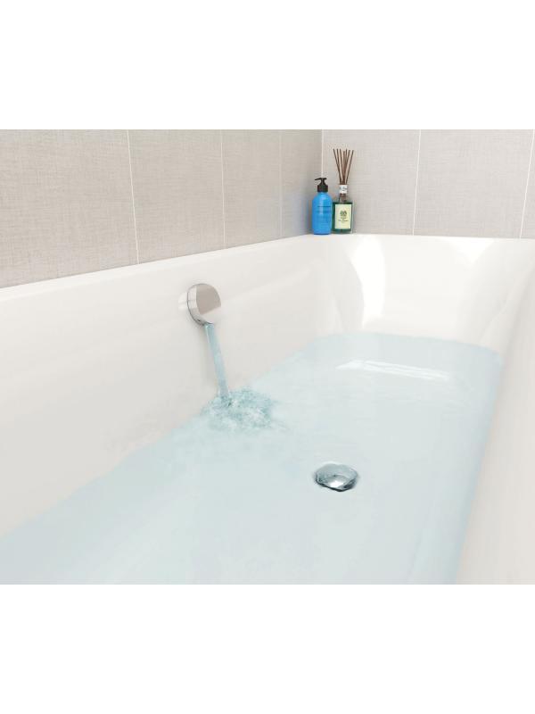 Сифон для ванны наполняющий EasyClean