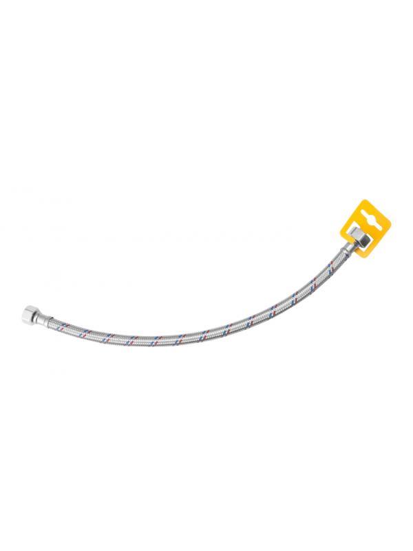 Шланги гибкие водопроводные 90cm FF (NP) F1/2″xF1/2″